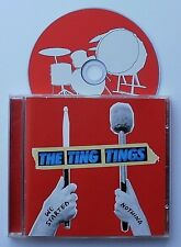 THE TING TINGS - WE STARTED NOTHING (CD 2008) *Gossip/Calvin Harris/Beck*