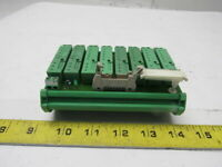 Phoenix Contact UMK-8 OM/AMSC/PLC 8 Channel OPTO22 Style Module Rail 24V