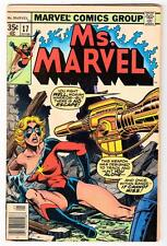 Marvel Comics FN- MS MARVEL AMERICA  #17 2nd Mystique x men  avengers