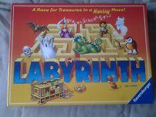 Labyrinth Ravensberger game