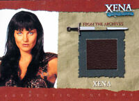 Xena Season 6 six costume card R3 Lucy Lawless as Xena