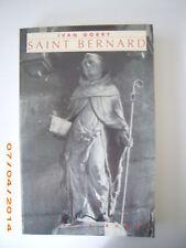 IVAN GOBRY    SAINT BERNARD   1990  -  334 pages