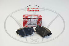 GENUINE LEXUS/ TOYOTA FACTORY NEW OEM REAR BRAKE PAD SET 04466-06090