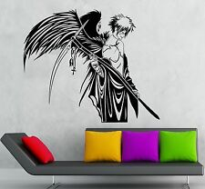 Wall Stickers Vinyl Decal Anime Warrior for Kids Room Angel of Death (ig1781)
