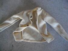 Vintage 1970s GI Joe Soft Tan Button Down Shirt