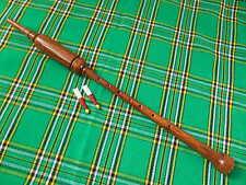 NEW SCOTTISH HIGHLAND BAGPIPE LONG PRACTICE CHANTER ROSE WOOD/LONG CHANTER