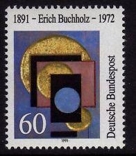 Germany 1991 Birth of Erich Buchholz, Artist SG 2339 MNH