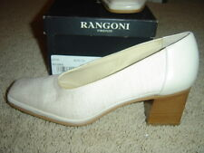 Rangoni Firenze Bone Carine Women's Shoes - Size 12 - Slim Width NEW
