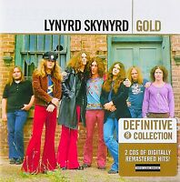 Lynyrd Skynyrd - Gold THE DEFINITIVE COLLECTION 2CD /  Remastered