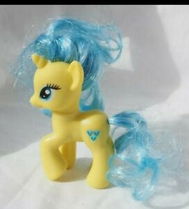 G4 My Little Pony Lemony Gem Friendship is Magic Fan Favourite RDA UK Ponycon