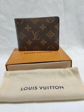 Authentic Louis Vuitton M60895 Multiple wallet pre-owned