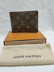 Authentic Louis Vuitton M60895 Multiple wallet pre-owned