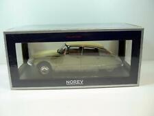 Modellauto NOREV * CITROEN DS 23 PALLAS INJEKTION 1973 * 1:18  * elfenbein * OVP