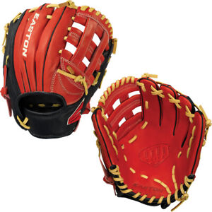 "Easton Future Elite 11"" Youth Baseball Glove Red/Black/Cream A130 826"
