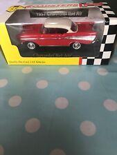 Roadsters Rail King Chevrolet Bel Air 1957 1:43 Scale