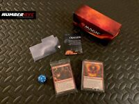 MTG Magic the Gathering 2019 Challenger Deck Lightning Aggro Red
