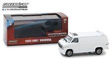 GreenLight 1/43 1983 GMC Vandura Custom - White 86326