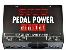Voodoo Lab Pedal Power digital-fuente de alimentación