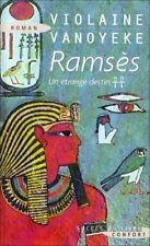 RAMSES/UN ETRANGE DESTIN-V.VANOYEKE - ROMAN