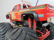 Heavy Duty Rubber Fender Set Tamiya RC 1/10 Super Clod Buster Clodbuster Truck