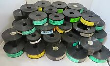 2 Film Rolls from our Lot of 31! 35mm Film Movie Trailers