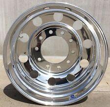 Alcoa 24.5 10 Lug Hub Pilot Polished Rear Wheel Round Hole Design Part # 983632