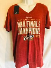 Fanatics Cleveland Cavaliers 2016 NBA Champions Size 3XL V Neck Tee NWT
