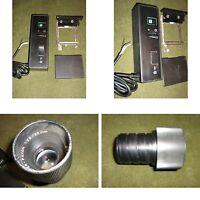 Objektiv für Diaprojektor/Projektor Braun Paximat Super Paxon 1:2,8/85mm u.a.