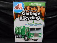 All About Garbage and Recycling (DVD, Full Screen, 2008) 2 Exciting Adventures