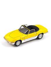 Lotus Elan Sprint DHC (1971) 1/43 Scale Resin Model Car