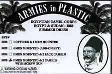 Armies in Plastic Egypt & Sudan Egyptian Camel Corps w/Screw Gun Summer Dress #4