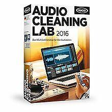 MAGIX Audio Cleaning Lab 2016 von MAGIX | Software | Zustand gut