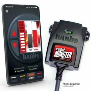 BANKS PedalMonster Standalone for Chevy/ GMC 2007-2019