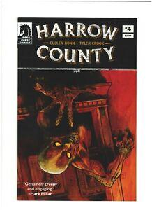 Harrow County #4 NM- 9.2 1st Print Dark Horse Comics 2015 Horror, Cullen Bunn