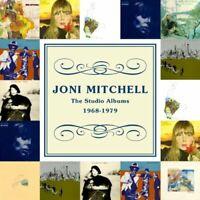 Joni Mitchell - The Studio Albums 1968-1979 [CD]
