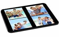 Personalised Collage Photos 5mm Thick Rectangle Mouse Mat/Pad