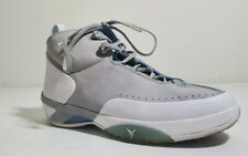RARE🔥 Nike Air Jordan MELO M3 University Blue Gray Silver Flint 13 314302-041