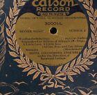 "Hotel Commodore Ensemble LONG Play 40 minute EDISON 30001 E 12"""