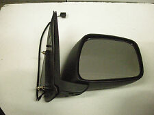 Door/Wing Mirror Black Electric R/H O/S For Nissan Navara D40 2.5TD -(05>On)