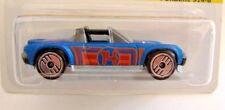 Hot Wheels 2013 Flying Customs Porsche 914-6  Blue