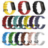 For Fitbit Charge 3 Silicone Watch Band Strap Replacement Wristband Bracelet S/L