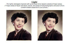 Photo Restoration $100 Gift Certificate for, Great gift idea