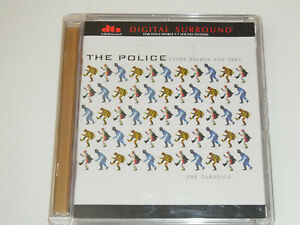 The Police   DTS     CD