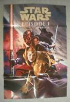 STAR WARS EPISODE I PHANTOM MENACE Promo Poster, Unused, more in our store