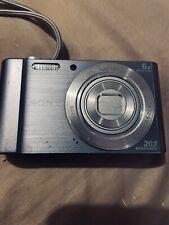 Sony Cyber shot DSC-W810 digital camera 20.1MP. HD PANORAMA