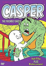 Casper - Peek A Boo FRIENDLY GHOST(DVD, 2006)  BRAND NEW!  FREE FIRST CLASS SHIP