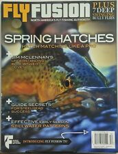 Fly Fusion Spring 2015 Spring Hatches Guide Secrets Steelhead FREE SHIPPING sb