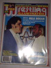 Pro Wrestling Illustrated Magazine Hulk Hogan Andre The Giant July 1988 111916RH