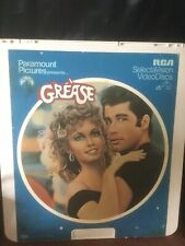 Grease - Movie. (Videodisc/laserdisc format)