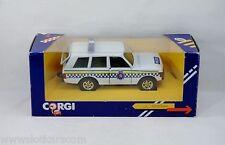 Corgi Police 598 Range Rover Neuf/Boîte (#C1)
